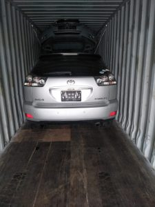complete car loading-carforwarder
