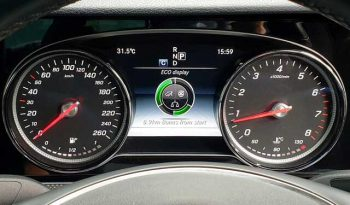 2016 MERCEDES-BENZ E-CLASS (R18 LED) 9 G-TRONIC full