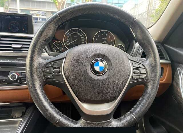 2014 BMW 3 SERIES 316I 1.6 AT D/AB 4DR ABS HID full
