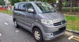 2012 Apv Suzuki Auto