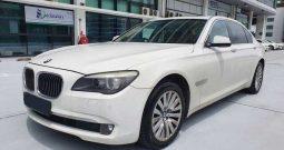 2012 BMW 7 SERIES SKF789X