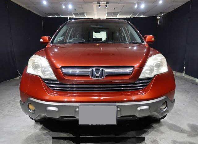 2007 HONDA CR-V 2.4ZL-A full