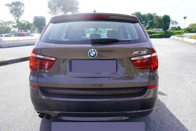 2011 BMW X3 XDRIVE28I-4WD–SR full